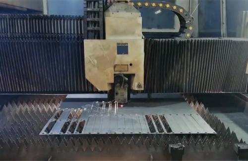 stove production process