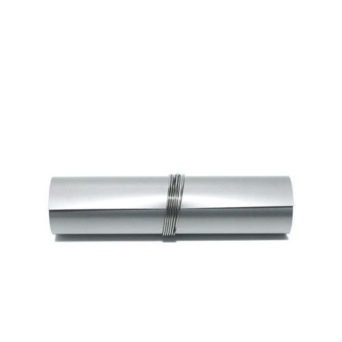 Titanium stove pipe for camping wood stove and DIY tent stove