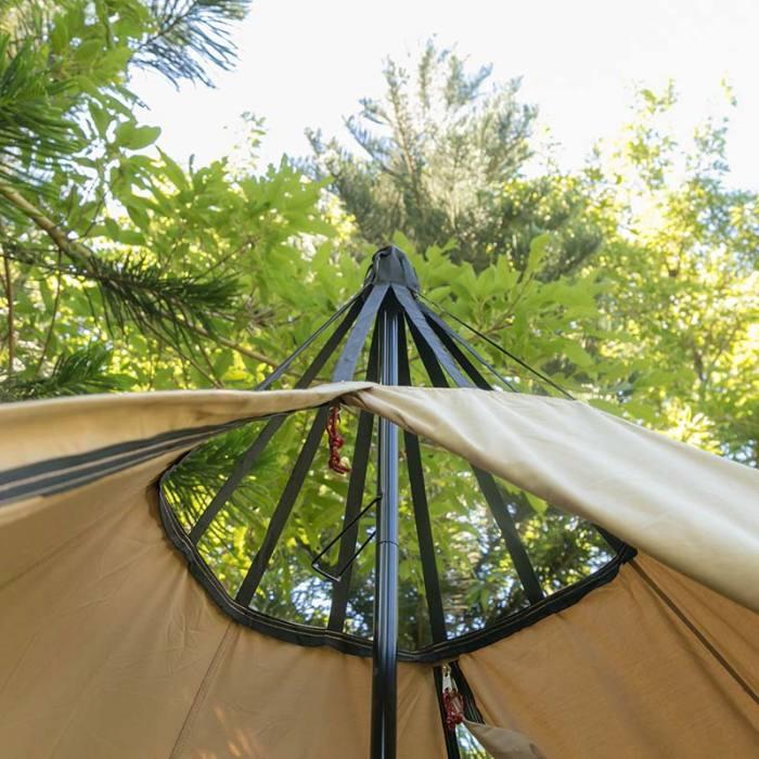 camping tipi tent