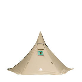 HEX Solo Canvas Hot Tent with Wood Stove Jack 1-2 Person
