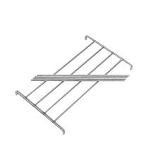 Ultralight Titanium Side Shelves for POMOLY T1 STOVE (1 Pair)