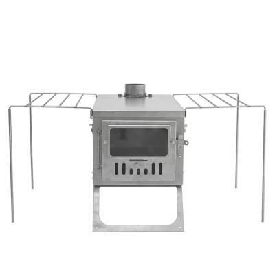 T1 Stove Ultralight Titanium Side Shelves (1 Pair)