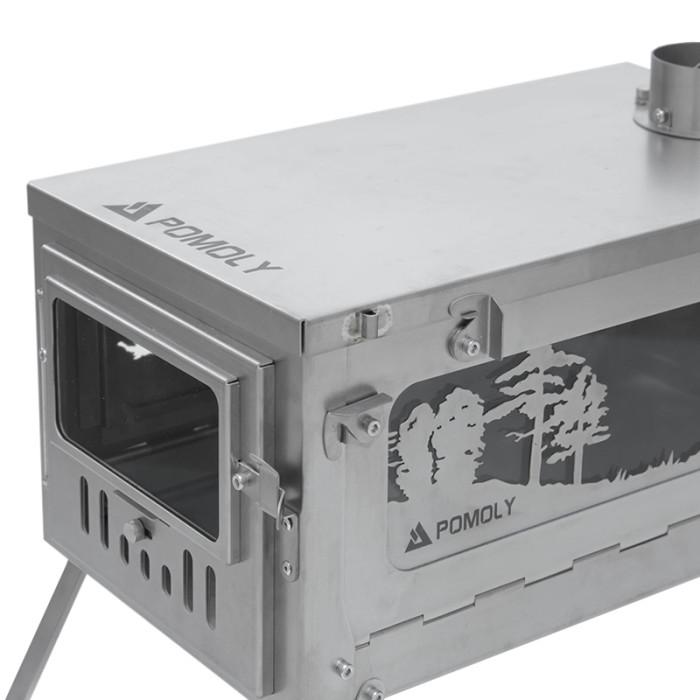 ultralight tent stove