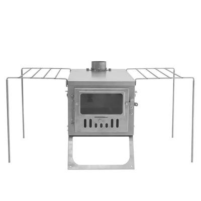 ultralight titanium stove