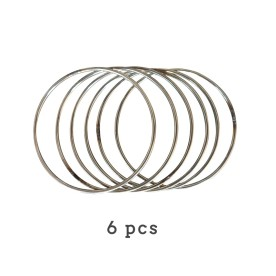 Stainless Steel Rings For Pomoly Titanium Stove Pipes