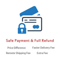 Price Difference/Other Extra Fee/Remote Shipping Fee/Faster Delivery Fee