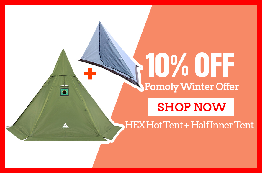 Hot tent special offer