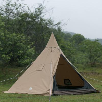canvas hot tent