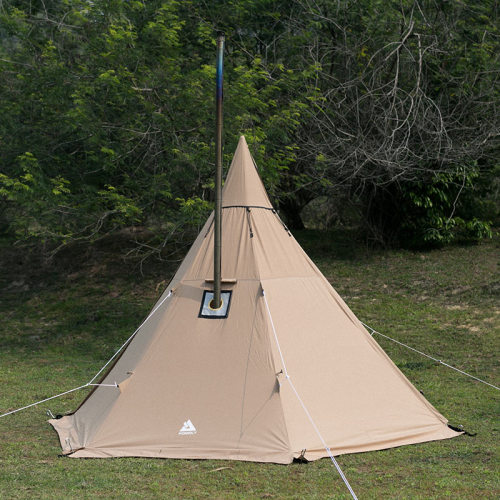 YARN Canvas Tent with Wood Stove Jack 2 Person