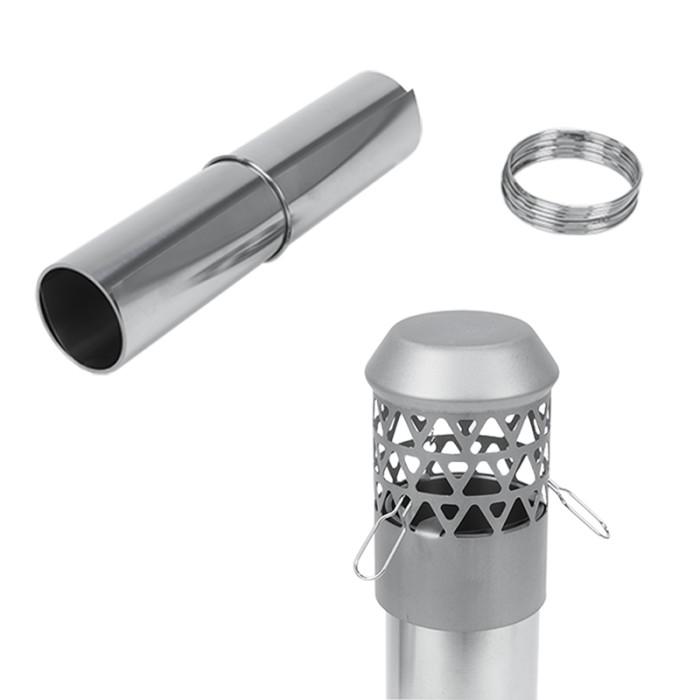 titanium spark arrestor