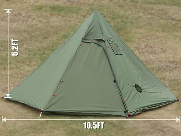fltom Camping Hot Tent