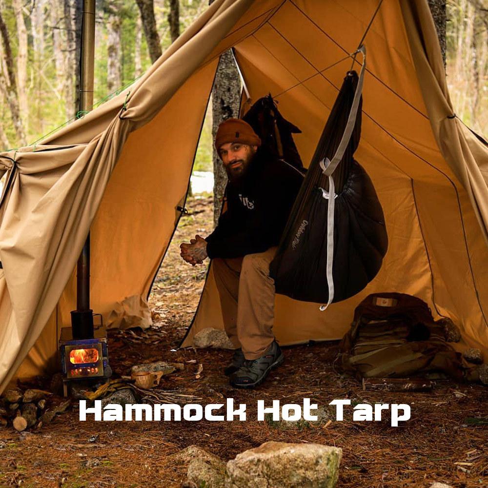 Lonewolf902 Hammock Hot Tarp