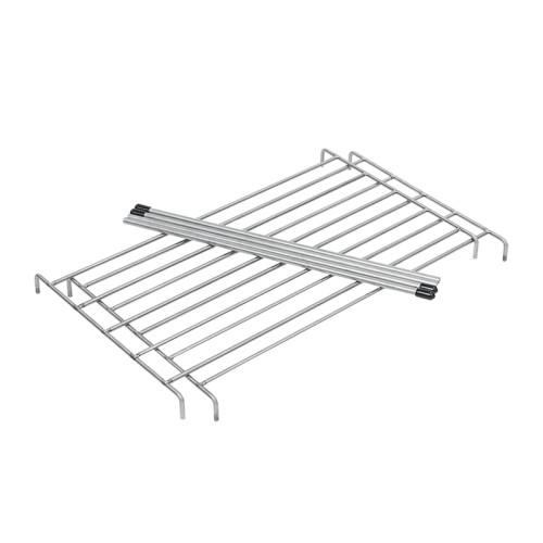 T BRICK Series Stove Ultralight Titanium Side Shelves (1 Pair)