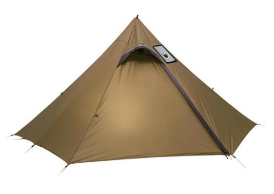Luxe Hexpeak Tipi (2P) Ultralight Trekking Pole Tent