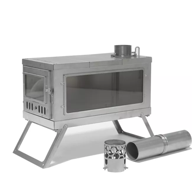 POMOLY TIMBER Stoves