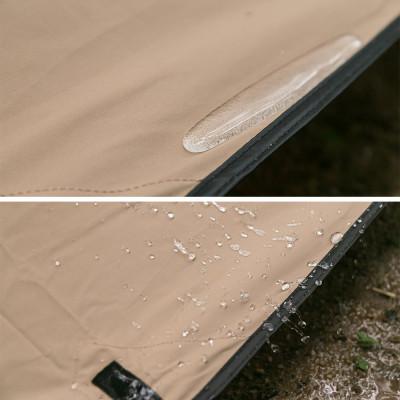 Rhombus Bushcraft Shelter with Stove Jack | Canvas Wolf Den Tarp 2.0 | Lonewolf902 Signature
