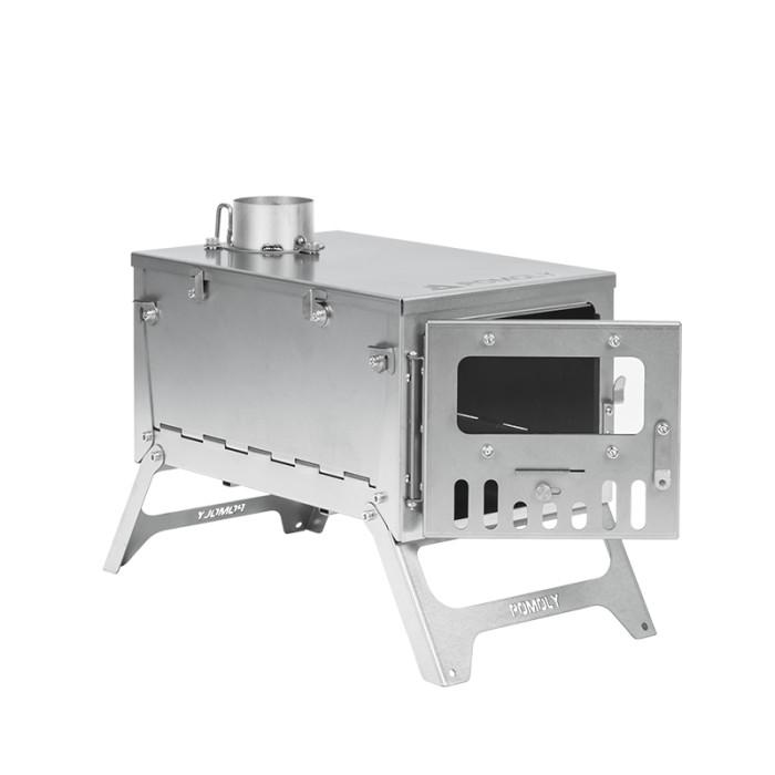 fastfold titanium stove