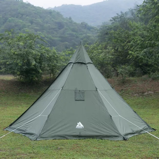 Tent made of 300D Oxford cloth