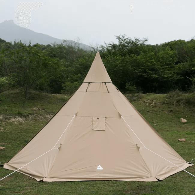 YARN Plus Canvas Hot Tent