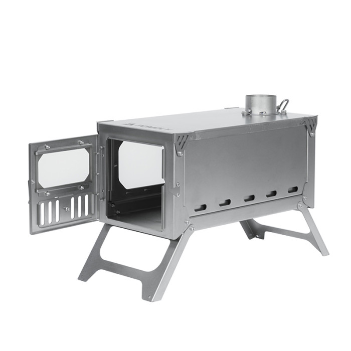 camping tent stove
