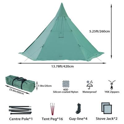 pomoly tent