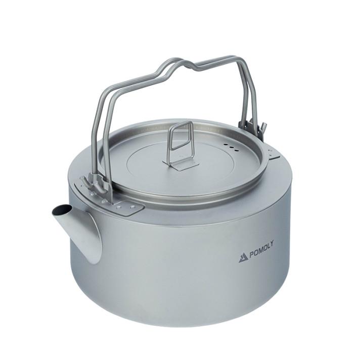 titanium kettle 1L