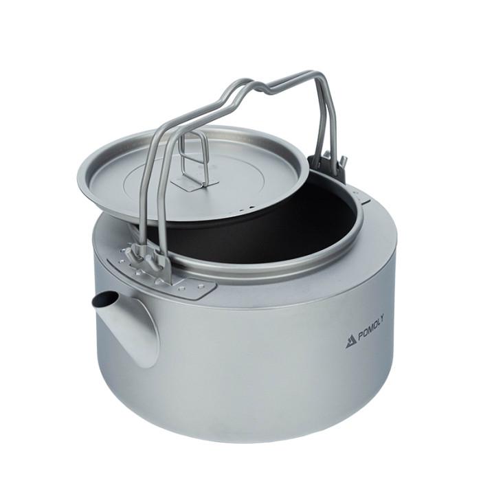titanium kettle