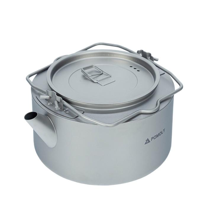 pomoly titanium kettle