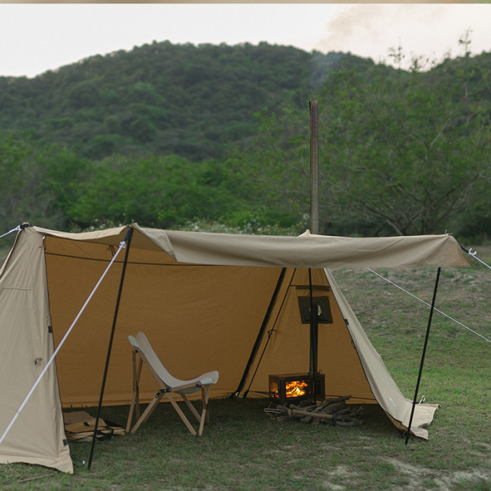 shelter hot tent