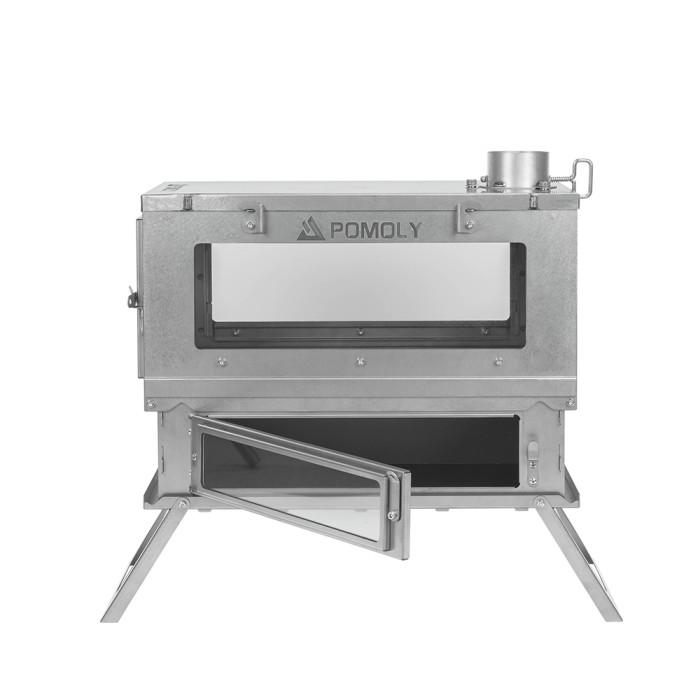 taisoca tent wood stove