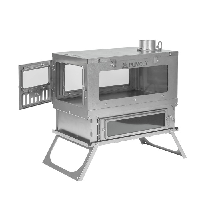 taisoca tent stove