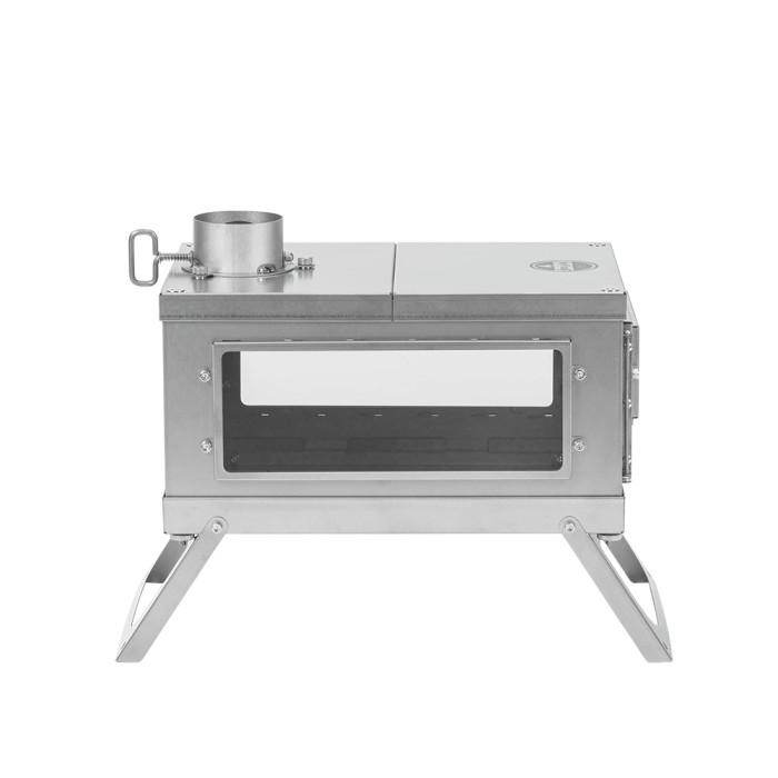 ultralight wood stove