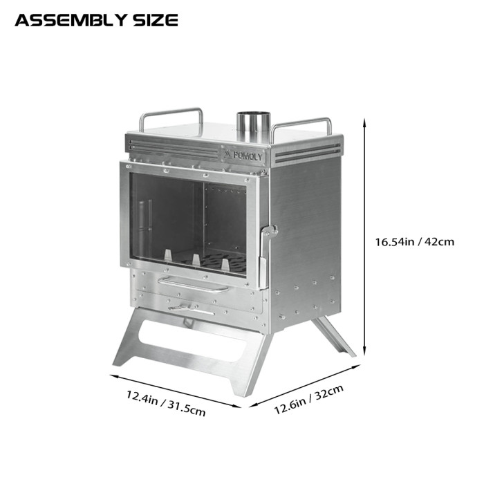 pomoly dweller stove