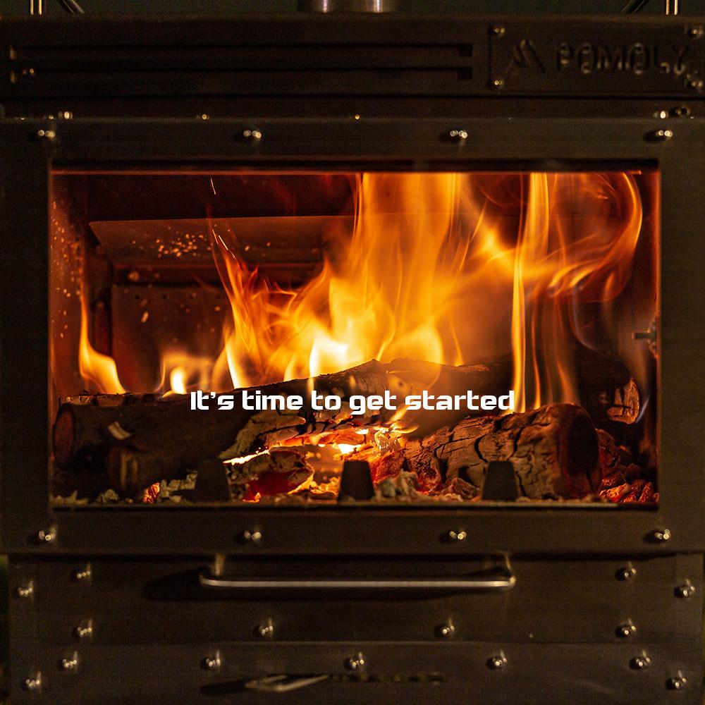 Dweller tent stove