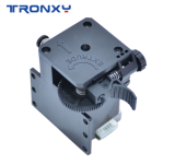 Titan Extruder for MK8 E3D V6 Hotend J-head with motor cable