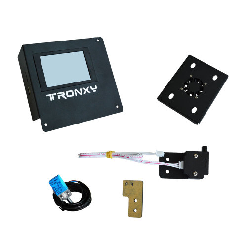 Tronxy X5S To X5SA To X5SA-400 Parts Touch Screen Auto leveling