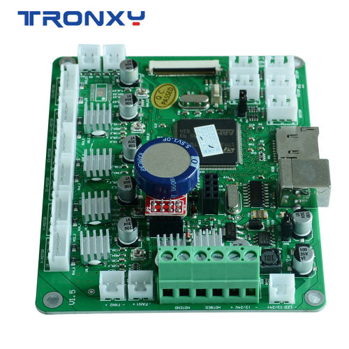 Tronxy X5S 3D Printer Mainboard Control Mendel Control Motherboard Ramps1.4 Update Version Free shipping