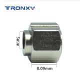Eccentric Nut 5mm V slot six angle Open builds Bore Eccentric Spacers