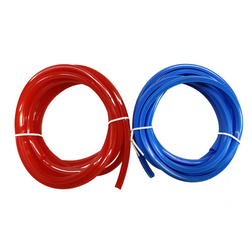 Flat seal for aluminum profile soft Slot Cover Panel Holder blue red