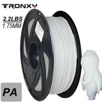 3D Printer White Nylon Filament 1.75 mm, 2.2 LBS (1KG)