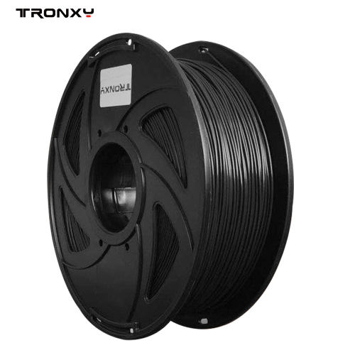 ABS 3D Printer Filament, Dimensional Accuracy +/- 0.03 mm, 1 kg Spool, 1.75 mm, Black