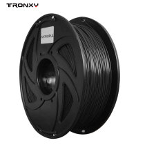 3D Black ABS Filament 1.75mm Accuracy +/- 0.03mm(1KG)