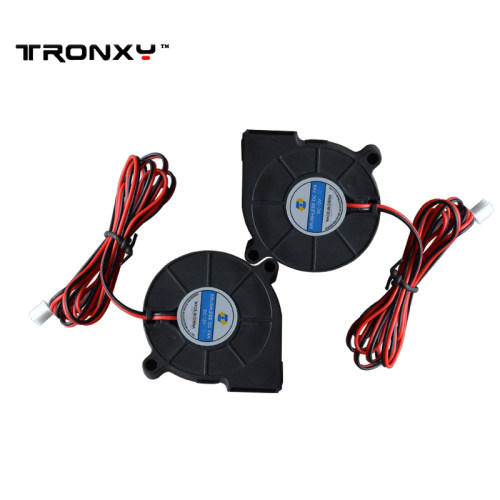 Tronxy 5015 centrifugal Turbo Fan cooler radiator 3d Printer accessories (5 pieces)