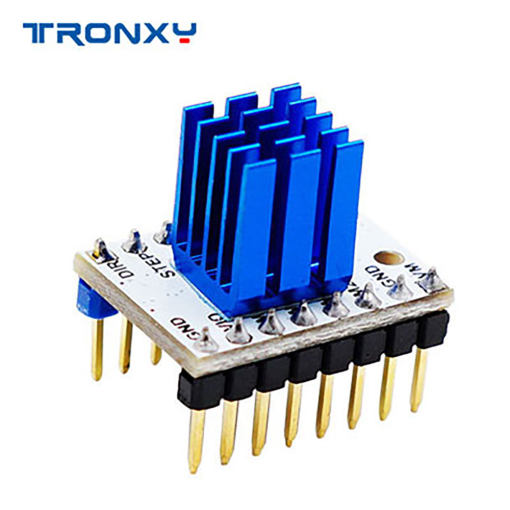 Tronxy 3D Printer TMC2100 TMC2130 TMC2208 Stepper Motor Steptick Mute Driver Silent Excellent Stability Protection
