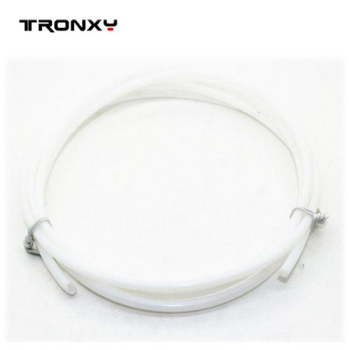 2018 Tronxy 2Meter Diameter 4mm*2mm PTFE Teflon Tube For 3D Printer Extruder Pipe Bowden J-head