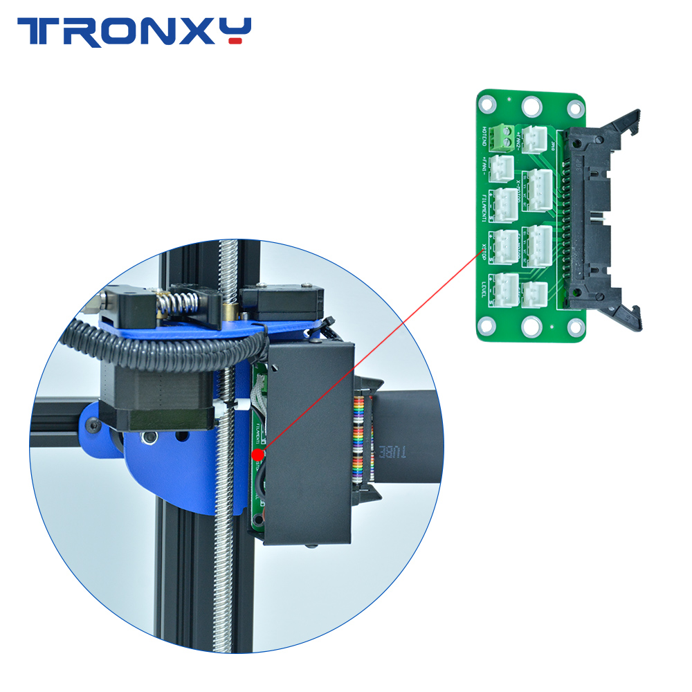 Tronxy Parts Adapter Board with 85cm Cable