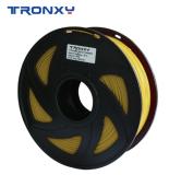 3D PLA filament Red, Black, White, Yellow