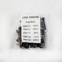 Tronxy X5SA Series Screw A /B /C /D bag