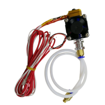E3DV6 J-head with Teflon Heating tube Thermistor