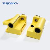 Bracket X motor/pulley mount Aluminum Block P802M